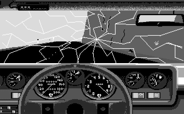 Test Drive - Авария